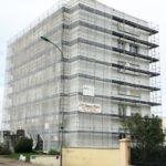 Échafaudage 4 façades