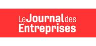 le journal des entreprises logo