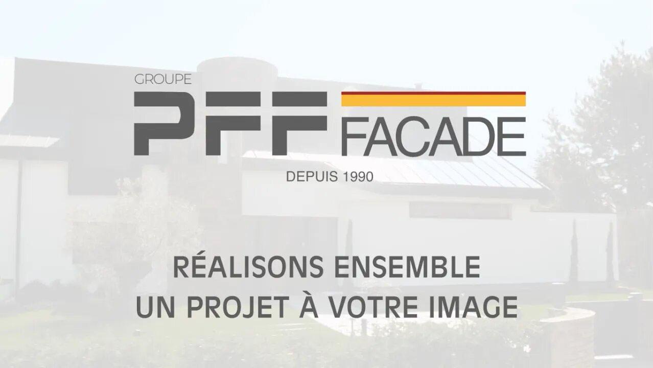 vidéo présentation pff facade