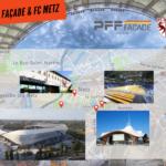 Annonce Mercato : PFF Façade rejoint les travaux du FC Metz